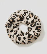 LOFT Spotted Popover Scarf