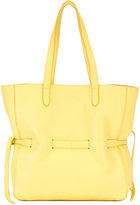 Jil Sander bucket tote bag - women - Leather - One Size