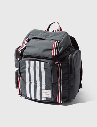 Thom Browne RWB Webbing Backpack