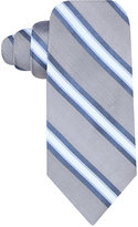Ryan Seacrest Distinction City Stripe Slim Tie