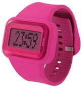 """o.d.m. Unisex DD125-3 """"Rainbow"""" Watch with Pink Band"""