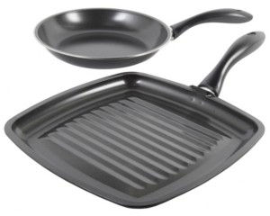 Gibson Westleton 2 Piece Cookware Set