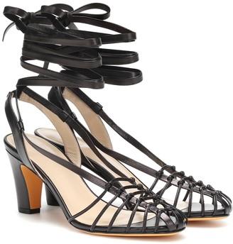 Maryam Nassir Zadeh Maribel leather sandals