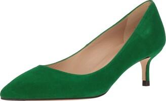 LK Bennett Women's Audrey Pump gre-Mint Leaf 36.5 Medium UK (6 US)