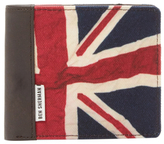 Ben Sherman Graphic Flag Bifold Wallet