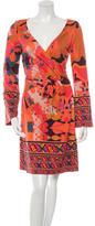 Diane von Furstenberg Greer Wrap Dress