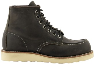 Red Wing Shoes Boot Charcoal