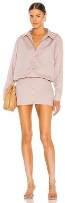 L'Academie Xavier Mini Dress