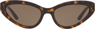 Ralph Lauren Modern Cat-Eye Sunglasses