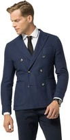 Tommy Hilfiger Tailored Collection Double-Breasted Blazer