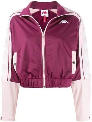 Kappa cropped track jacket