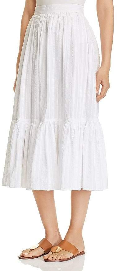 7f9e86ca2fb843 Seersucker Skirt - ShopStyle