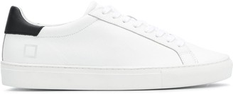 D.A.T.E Newman low-top leather sneakers