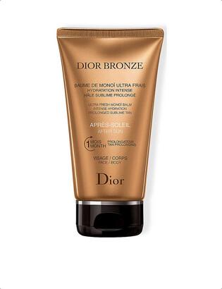 Christian Dior Bronze Ultra Fresh Moni Balm After Sun Care 150ml