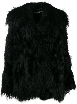 Stella McCartney Aurora Fur Free Fur jacket