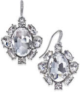 Charter Club Silver-Tone Drop Earrings, Only at Macy's