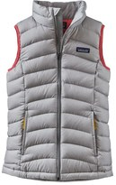 Patagonia Girl's Windproof & Water Resistant Down Sweater Vest