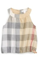 Burberry Girl's Flo Bubble Top
