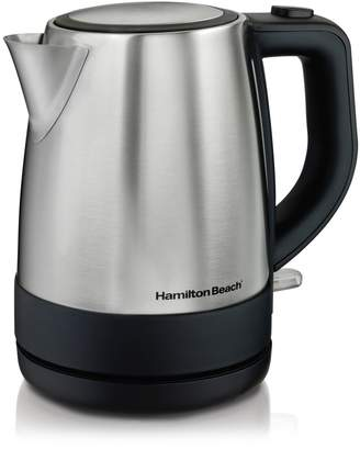 Hamilton Beach One-Litre Stainless Steel Kettle 40998C