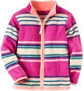Carter's Zip-Up Fleece Jacket