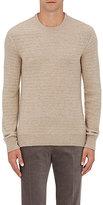 Ralph Lauren Purple Label Men's Cashmere Pullover Sweater-TAN