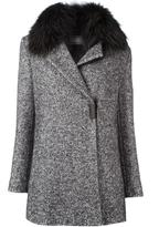 Fabiana Filippi fur collar coat