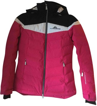 J. Lindeberg Pink Coat for Women