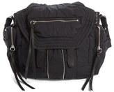 Alexander Wang Marti Poplin Backpack - Black