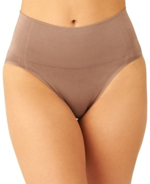 Wacoal Women's Smooth Series Shaping Hi-Cut Brief 804360