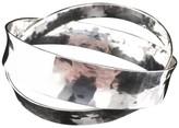 Robert Lee Morris 925 Sterling Silver Criss Cross Bangle Bracelet