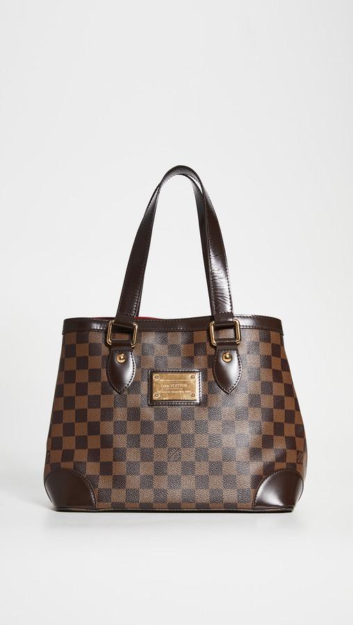 Shopbop Archive Louis Vuitton Hampstead Bag