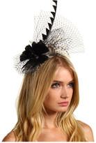 Jane Tran Feather Net Headband