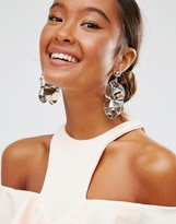 Asos Statement Decoration Earrings