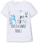 Gaialuna Girl's GE710442 T-Shirt,110 cm