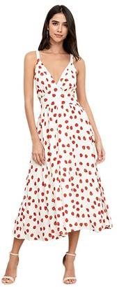 Yumi Kim Uma Dress (Strawberry Fields) Women's Clothing