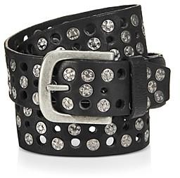 Frye Studded Leather Belt