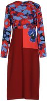 Jil Sander Navy Knee-length dresses - Item 34729673