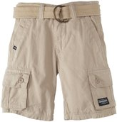 Buffalo Hychas Cargo Twill Shorts (Kid) - Sablee-4
