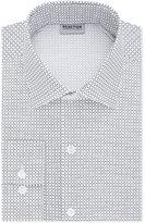 Kenneth Cole Reaction Men's Slim-Fit Techni-Cole Stretch Performance Geo Dress Shirt