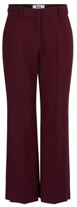 MSGM Crepe pants
