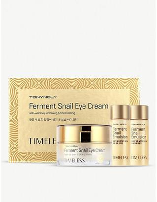 Tony Moly Ladies Timeless Ferment Snail Eye Cream, Size: 30ml