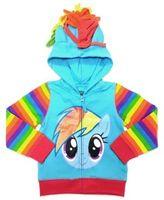 My Little Pony Rainbow Dash Embellished Hoodie