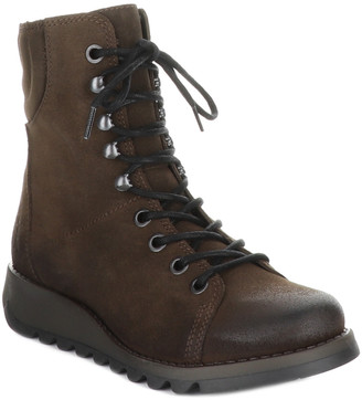 Fly London Same Suede Boot