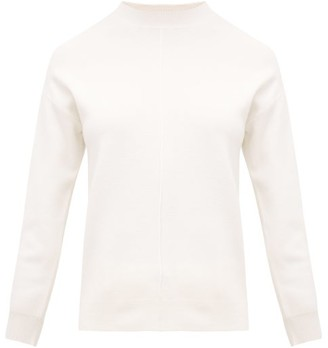 Max Mara Zampata Sweater - White