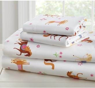 Wildkin Horses 100% Cotton Sheet Set - Twin