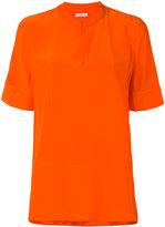 Equipment keyhole detail blouse - women - Silk - S