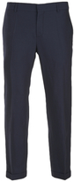 Carven Men's Classic Trousers Marine