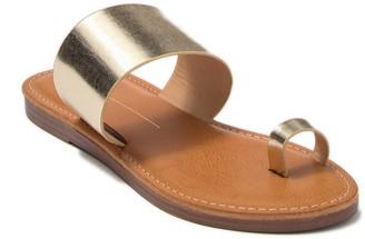 Report Ocala Toe Ring Sandal