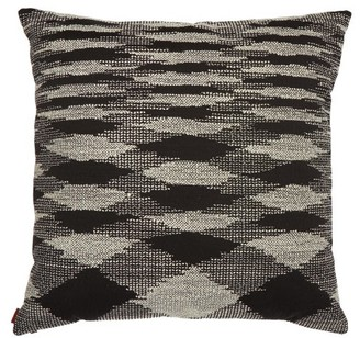 Missoni Home Visby Cotton-blend Cushion - Black White