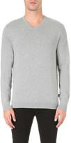 Calvin Klein Savar cotton-blend jumper